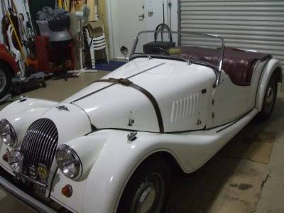 1961 Morgan 4/4 Roadster