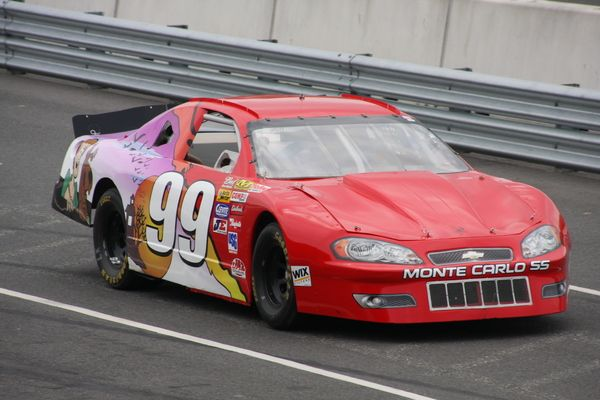 2005 Chevrolet Monte Carlo Bush Race Car
