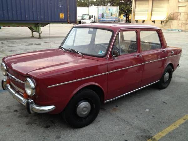 1966 SINCA 1000
