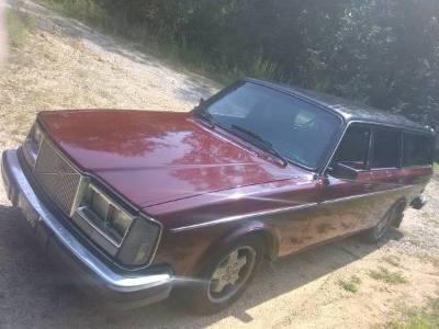 1980 Volvo Wagon