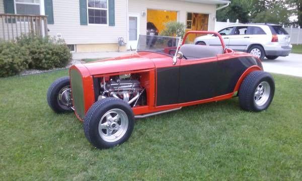 1932 Chevrolet Hi-boy Roaster