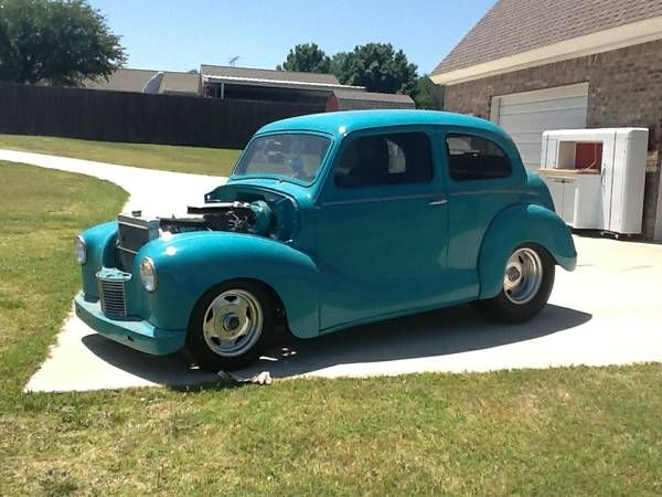 1948 Austin A40