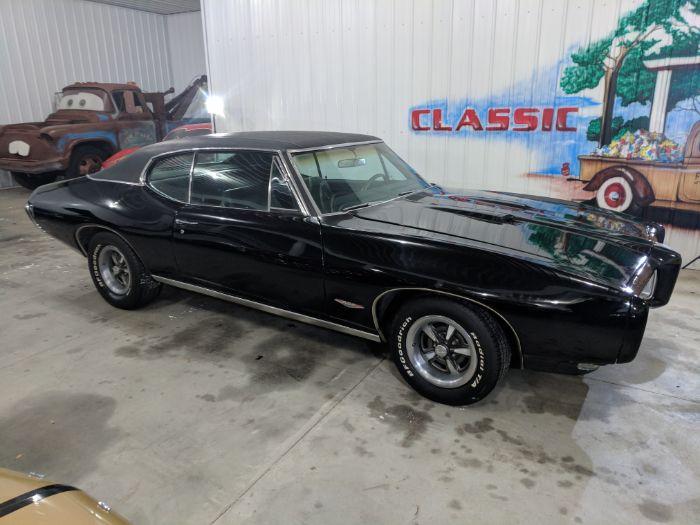 1968 Pontiac GTO Clone