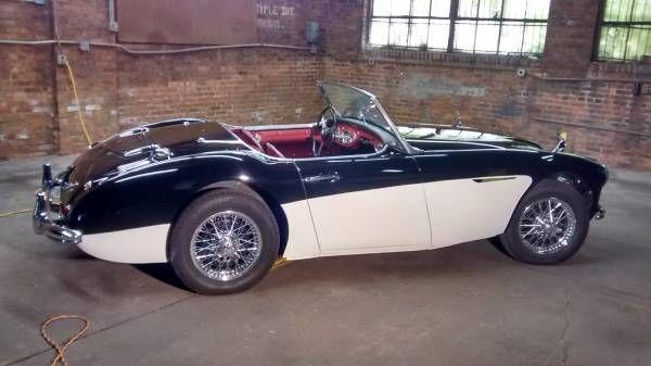 1959 Austin Healey 100-6 BN6 5
