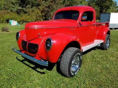 1940 Willy's Pickup