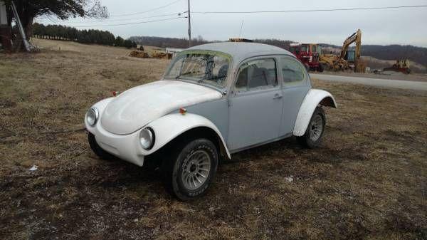 1973 Volkswagen Beetle Baja