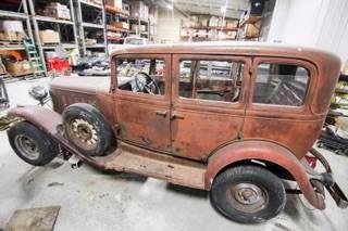 1932 Oldsmobile F32
