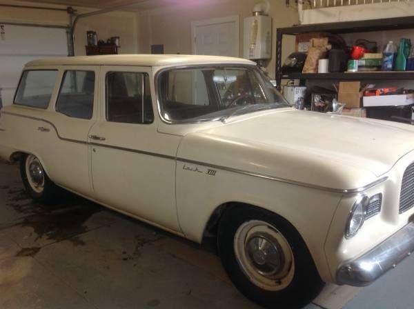 1960 Studebaker Lark Wagon