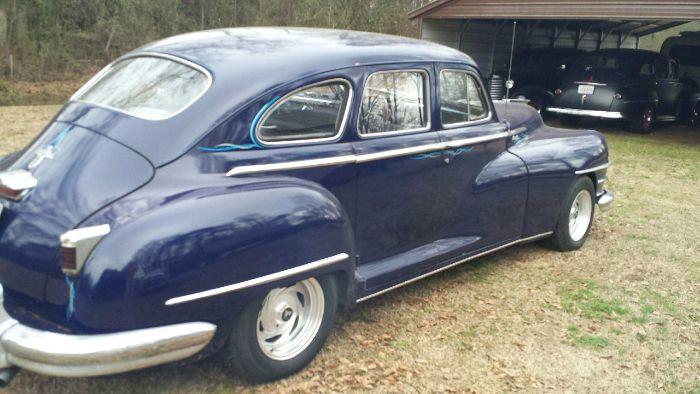 1948 Chrysler Sedan