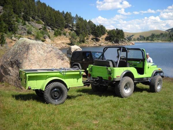 1970 Jeep CJ5 Renegade