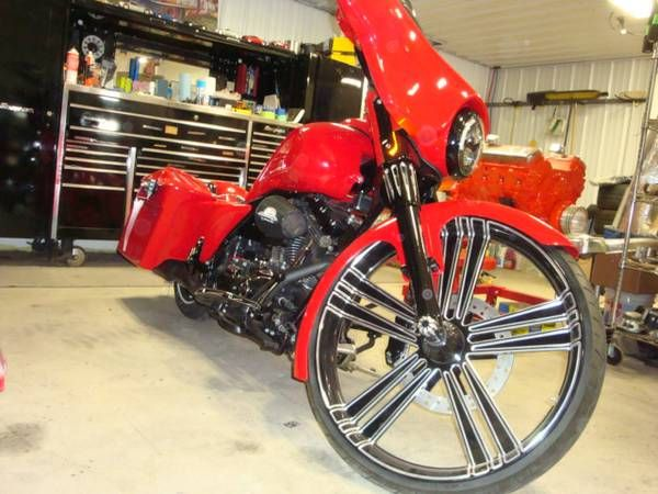 2017 Harley Davidson Street Glide