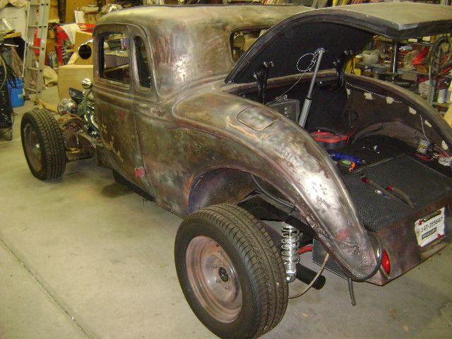 1933 Dodge Rat Rod Coupe