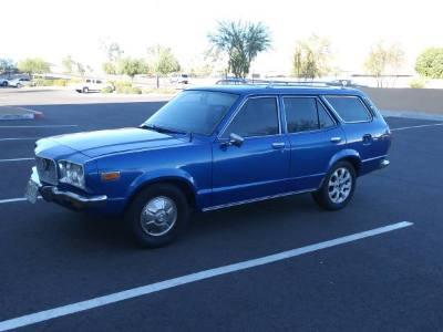 1973 Mazda RX3 Wagon