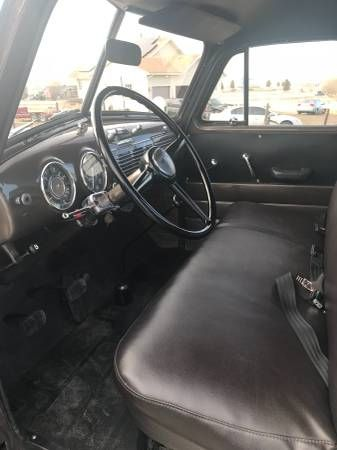 1952 Chevrolet 3600 3