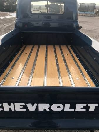 1952 Chevrolet 3600 7