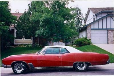 1967 Buick Wildcat Convertible