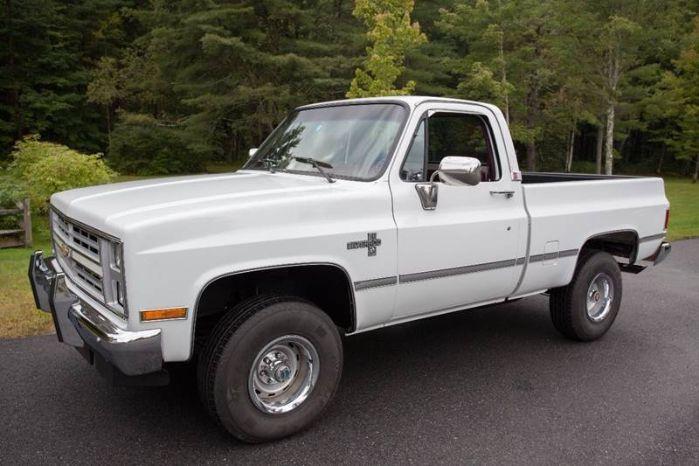 1987 Chevrolet V10 Silverado
