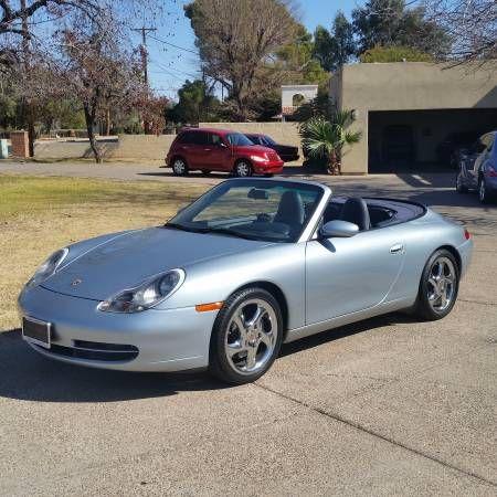 2002 Porsche C2 911 Carrera Convertible