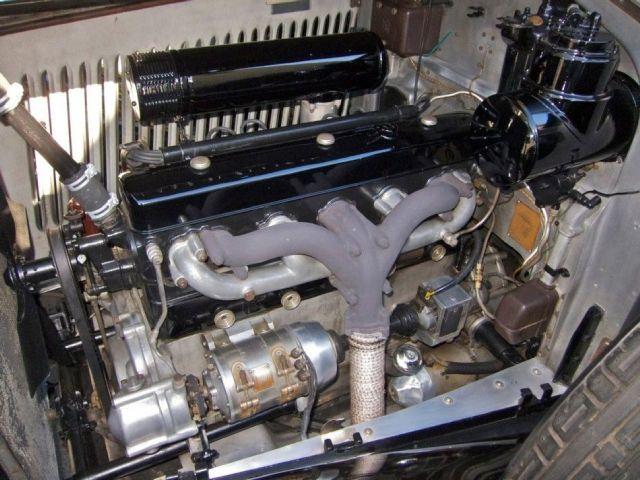1933 Rolls Royce 20/25 10