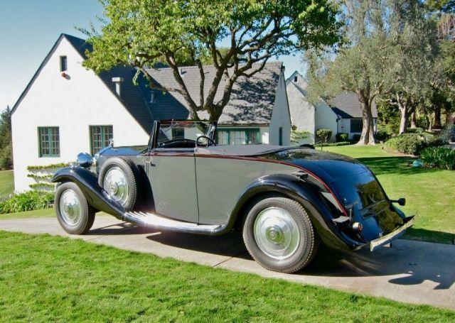 1933 Rolls Royce 20/25 3