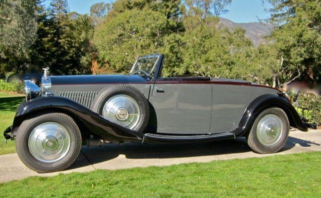 1933 Rolls Royce 20/25 5