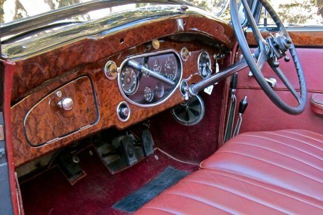 1933 Rolls Royce 20/25 6