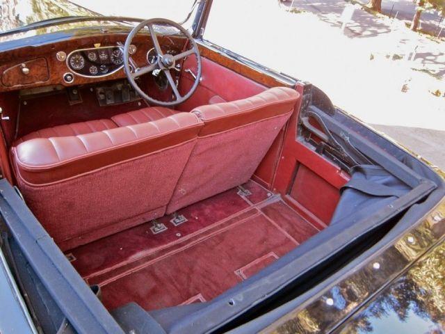 1933 Rolls Royce 20/25 7