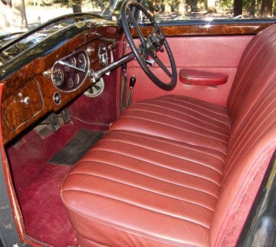 1933 Rolls Royce 20/25 9