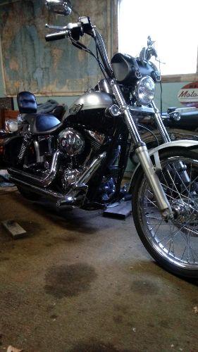 2003 Harley Davidson Wide Glide