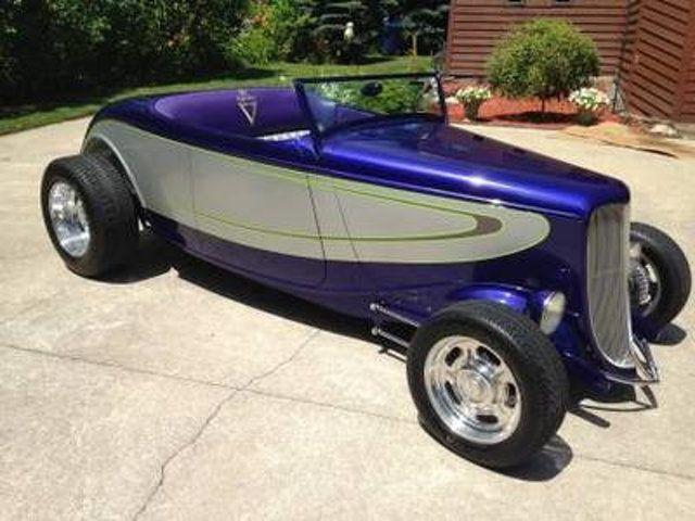 1933 Ford Hi-Boy