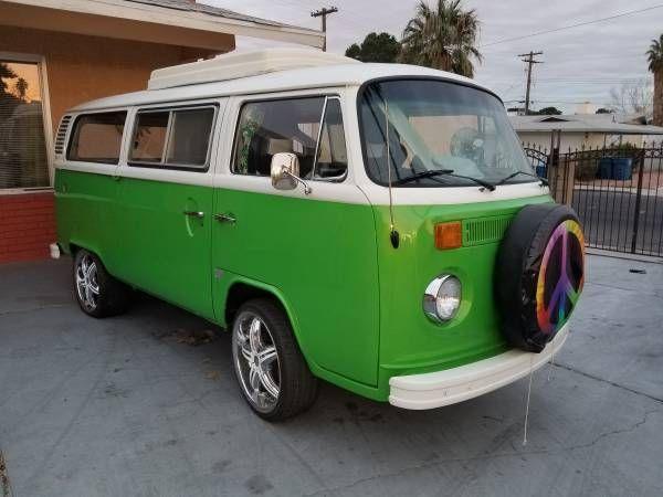 1978 Volkswagen Bus