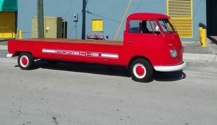 1969 Volkswagen Pickup 1