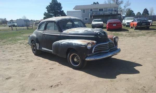1946 Chevrolet Style Master