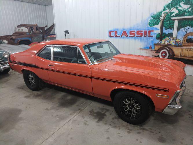 1972 Chevrolet Nova Yenko Clone