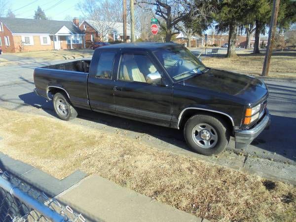 1992 Chevrolet C2500