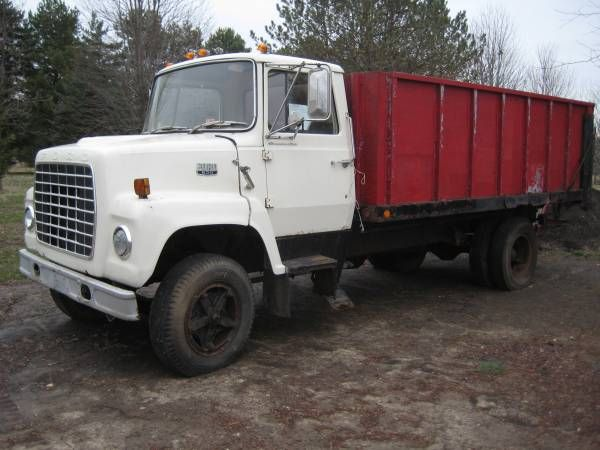 1978 Ford F600