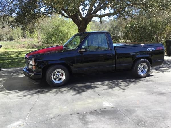 1989 GMC 1500 Sierra