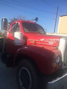 1956 Mack Truck B67
