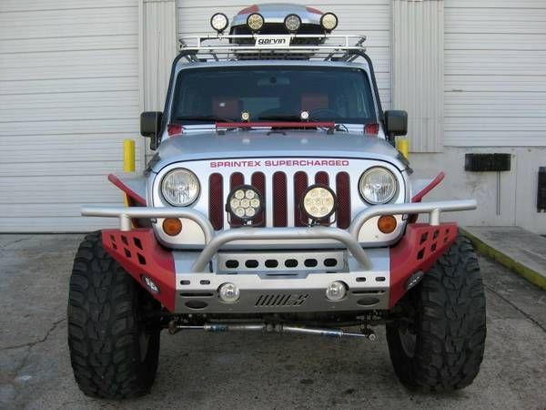 2007 Jeep Wrangler 5