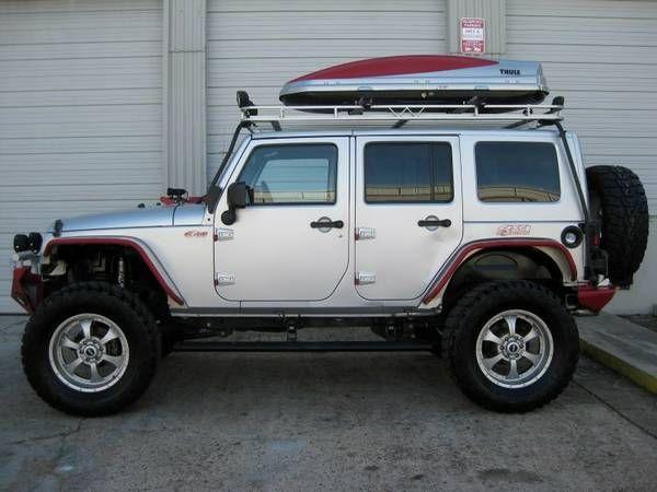 2007 Jeep Wrangler 4