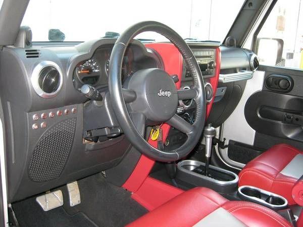 2007 Jeep Wrangler 7