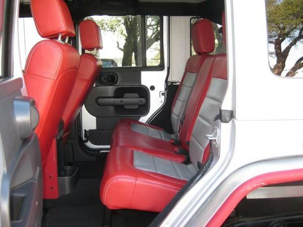 2007 Jeep Wrangler 6
