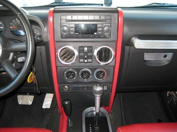 2007 Jeep Wrangler 8