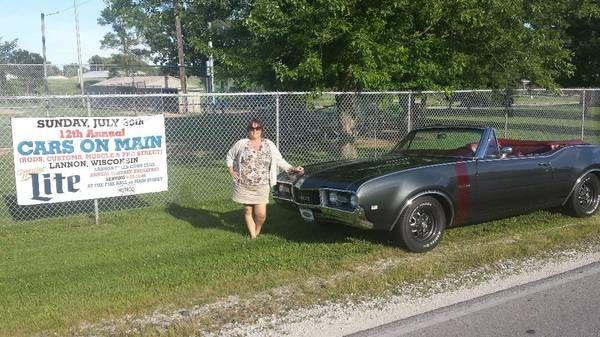 1968 Oldsmobile Cutlass 5