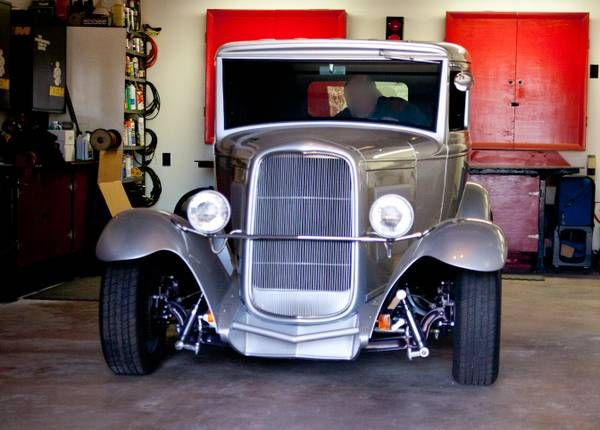 1931 Ford Model A 7