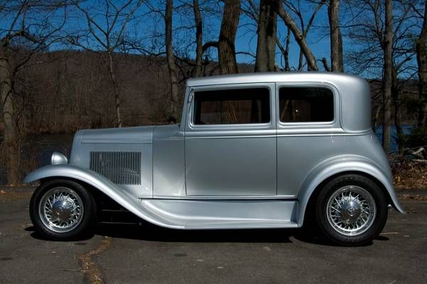 1931 Ford Model A 9