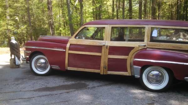 1949 Chrysler Royal 4
