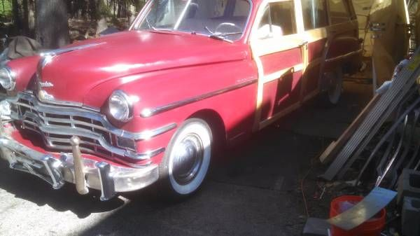 1949 Chrysler Royal 9