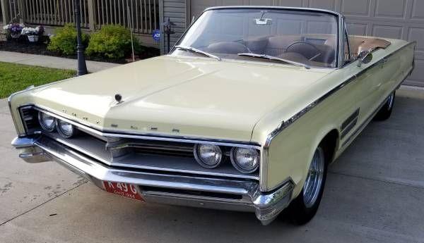1966 Chrysler 300 Convertible