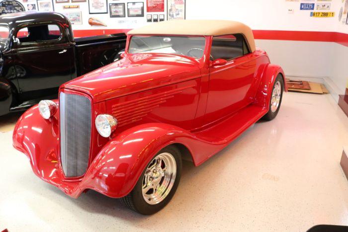 1935 Chevrolet Cabriolet